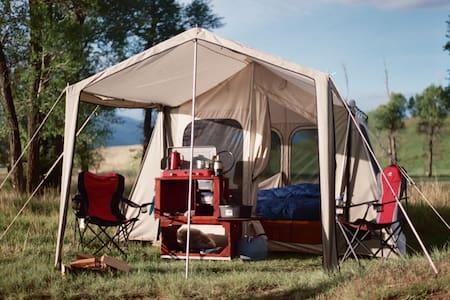 Mobile Montana Glamping - 利文斯顿(Livingston)