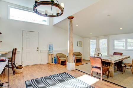 Peaceful 5BR Cottage in Petaluma