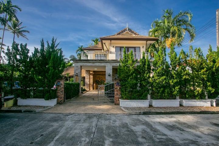 Private pool Villa Luno