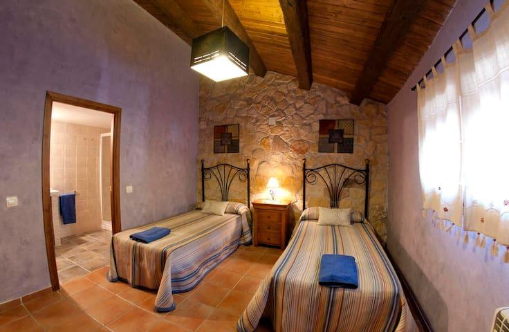 Turismo en Matarraña y Maestrazgo - La Cañada de Verich - Casa