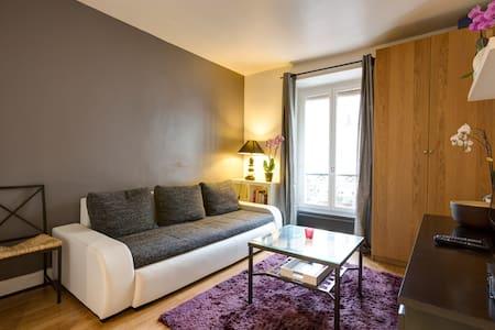 Studio en plein centre de Levallois - Levallois-Perret