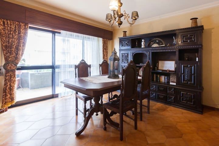 Apartment T3 to 700 m beach well located - A Ver-o-Mar - Apartment