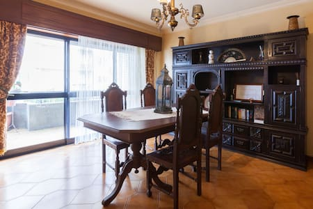 Apartment T3 to 700 m beach well located - A Ver-o-Mar - Wohnung