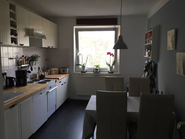 2 Zimmer Wohnung Süd-Stadt Hannover - Hannover - Apartment
