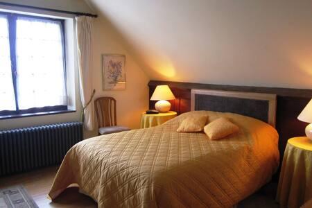 Family suite 2 rooms - Châteauneuf-la-Forêt