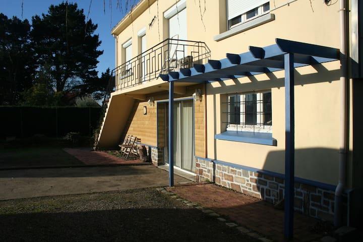 Maison d'Hôtes l'Imprévu - Saint-Père-en-Retz - Casa