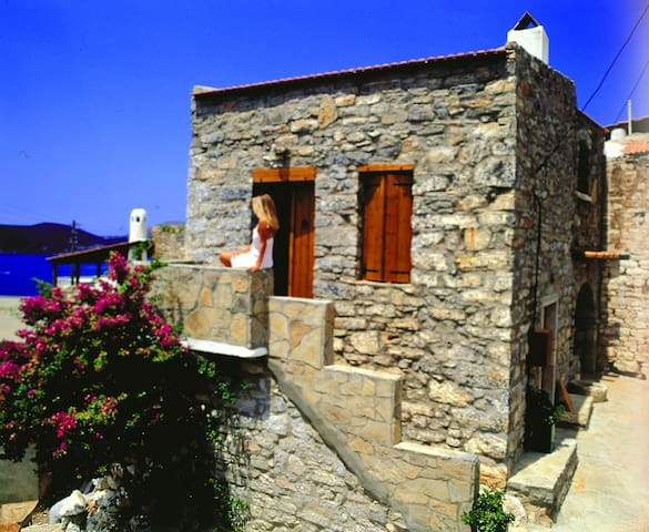 LEONIDAS - TRADITIONAL HOMES - Μαυρικιανο - Talo