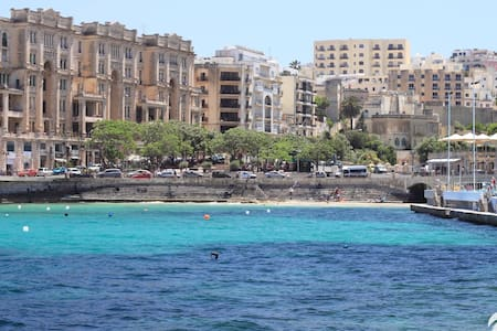 Right next to Beach and Park! SLIEMA HEART - Sliema - Apartmen
