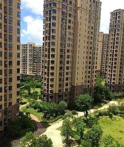 厦门高层海景大床房,近机场和五通码头,附地下车位。 - Xiamen - Apartamento