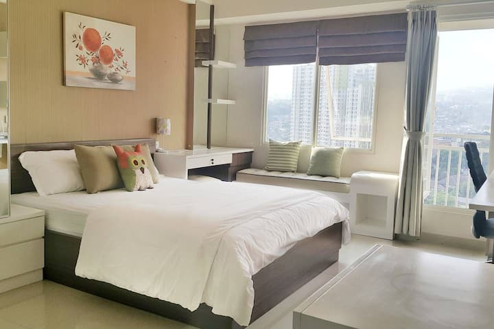 ♛Cozy, Clean Room in North Bandung Ciumbuleuit