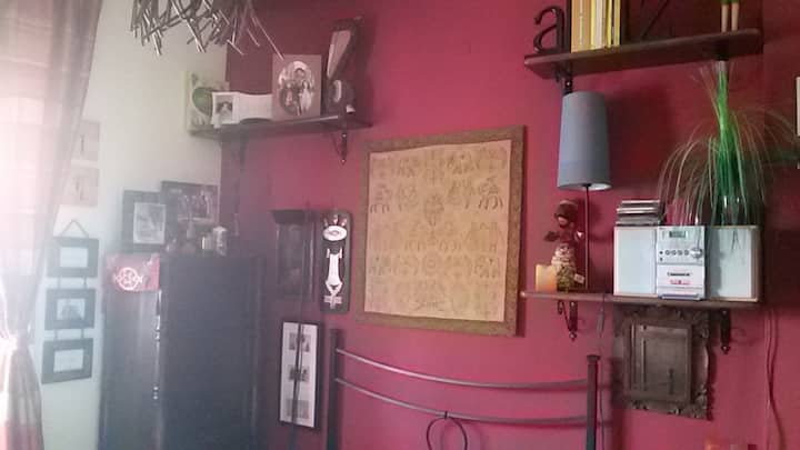 MARGOT'S HOUSE