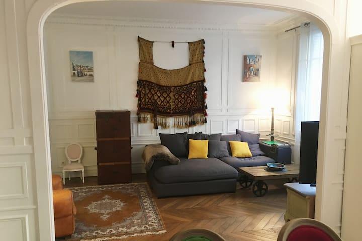 Paris 16ème, Village d'auteuil 100 m2
