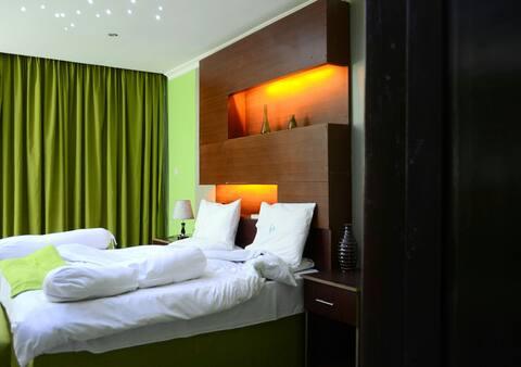 Hotell med 12 soverom i Bukoba by