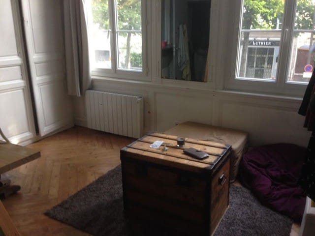 A louer studio proche centre Rouen (PHONE NUMBER HIDDEN) - Rouen - Daire