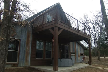 Rustic Poetry Family Ranch Guest House - Royse City - Aamiaismajoitus