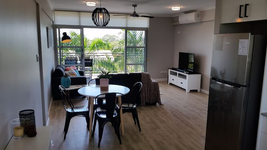 Beautiful self contained 2 bed apartment