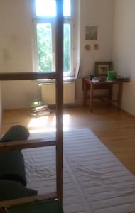 Sunny room for WGT - Visitors LEIPZIG - Leipzig - Wohnung