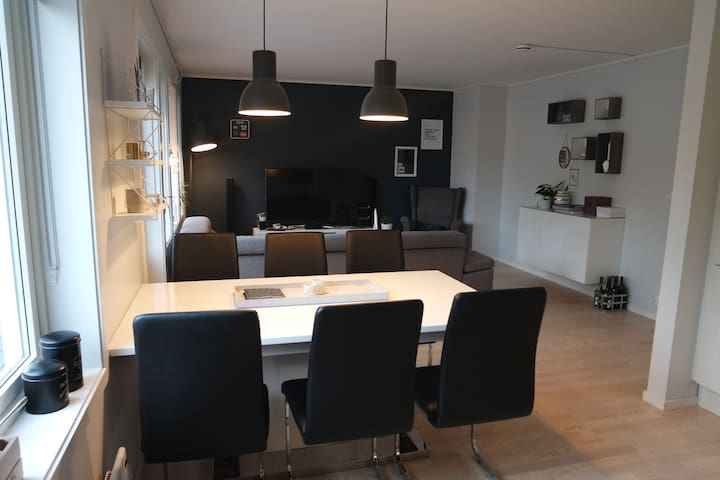 Great place 15 min drive from city centre - Bergen - Apartment