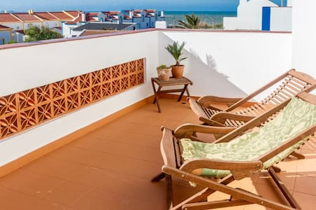 Red Rock Beach House, Baleal Beach - Ferrel