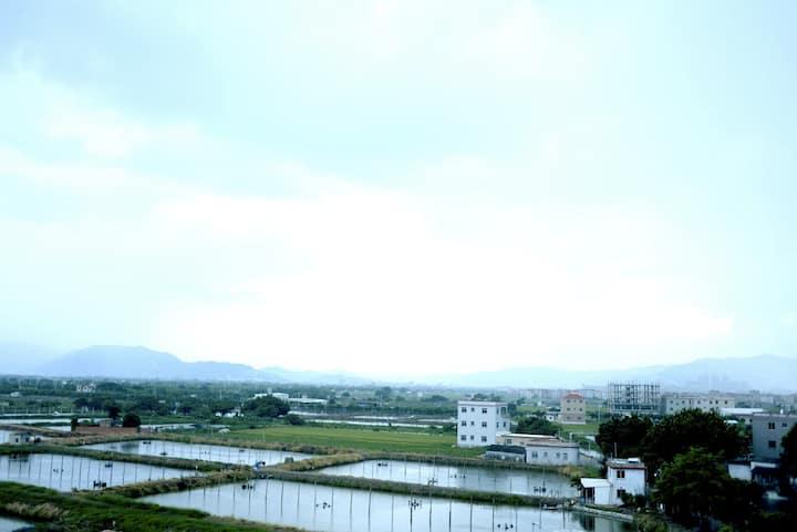 「龙海爱家富」5分钟到海边/面海观景台/温馨套房(4)