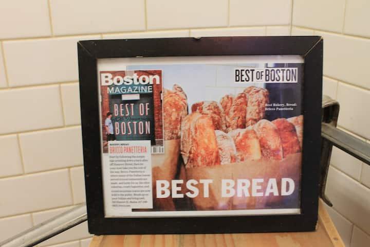 3x Best of Boston Bread Bakery