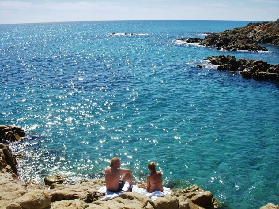 Low season is a very good moment to visit Sardinia - October