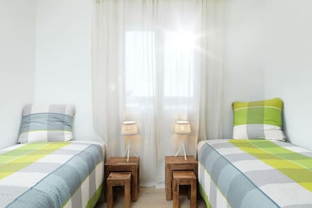 Ginas guestroom for two