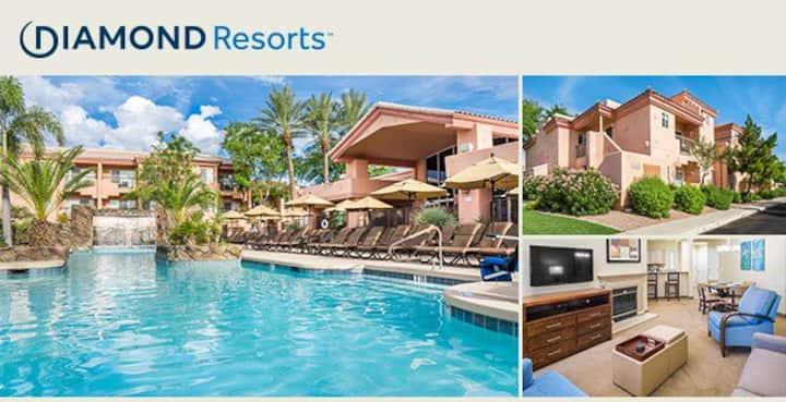 Scottsdale Villa Mirage Resort (2 Bedroom Lockoff)