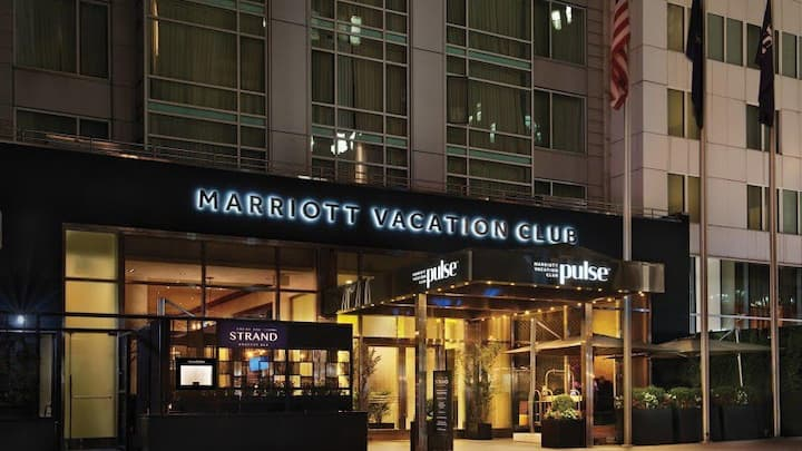 Central Marriott Hotel at an incredible steal!
