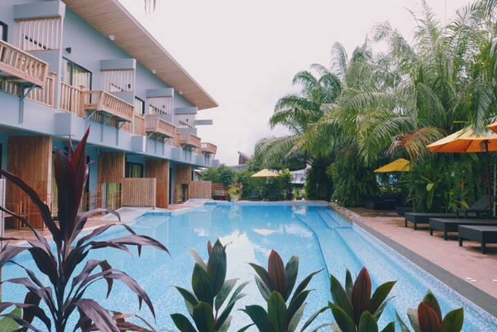 Le Pes Villas Resort, Khanom