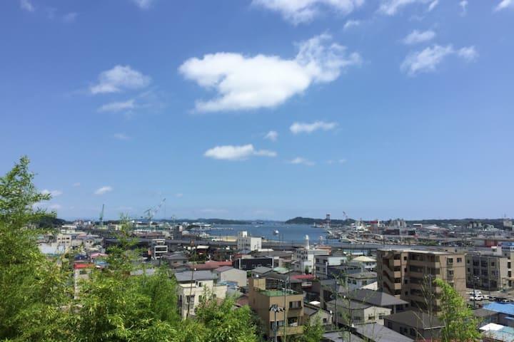 SHIOGAMA GUESTHOUSE MINATOMARU  MIX Dormitory