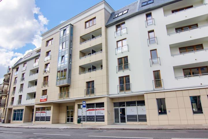 Apartments in Szczecin - Plater