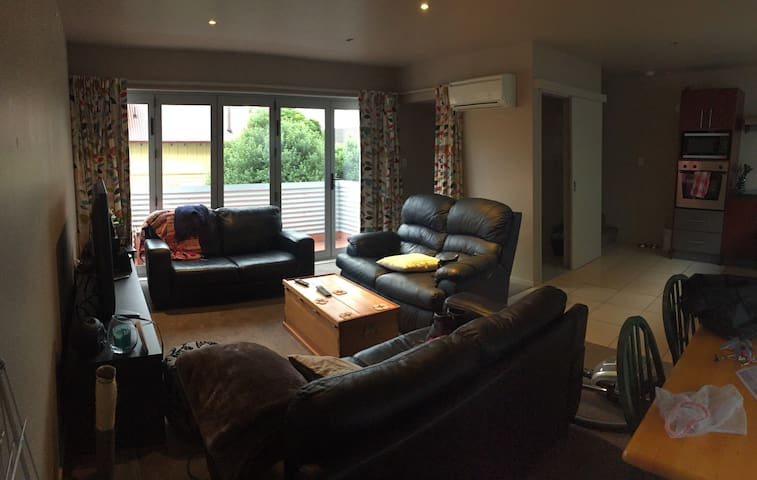 Modern Apartment in the City! - Christchurch - Byt