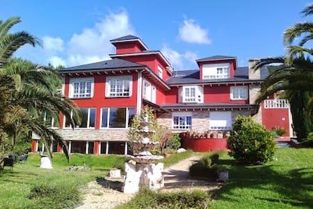 Hotelito a 2 km de Luarca y playas - Almuña,Luarca,Asturias