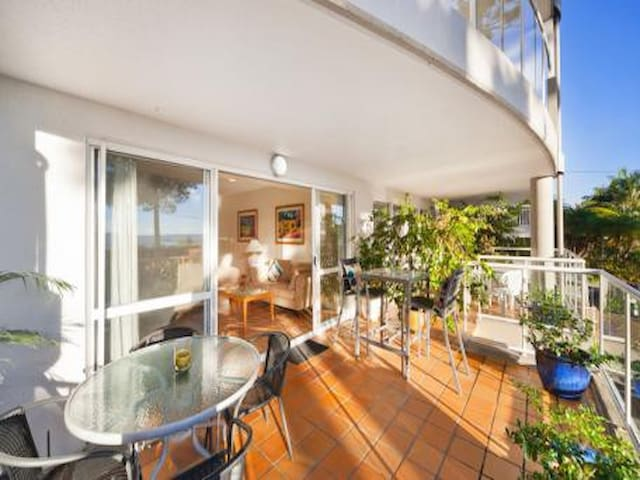Beautiful Noosa Heads apt with view - Noosa Heads - Byt