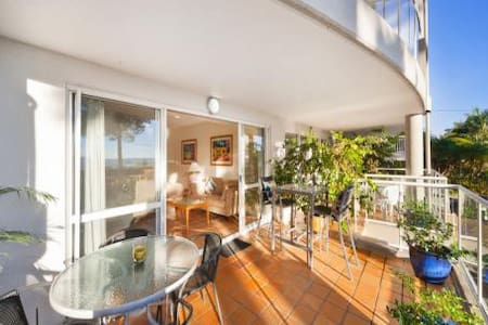 Beautiful Noosa Heads apt with view - Noosa Heads - Lejlighed