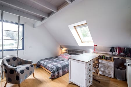Pretty room close to the seaside - Saint-Pierre-Quiberon - Dům