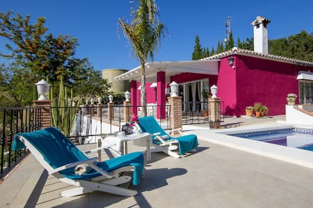 "Countryhouse in Cartama near Malaga ""WIFI"" up to 8 - Cártama - Rumah"