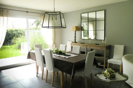 Les Ifs  - Charm cottage  - Sainghin-en-Mélantois - Talo