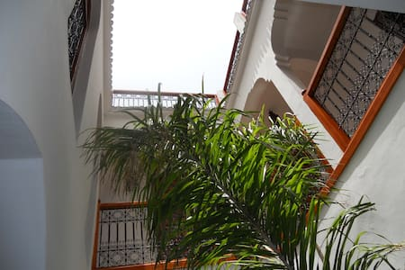 DAR YASMINA, Riad à EL JADIDA (8pers) - El Jadida - Rumah