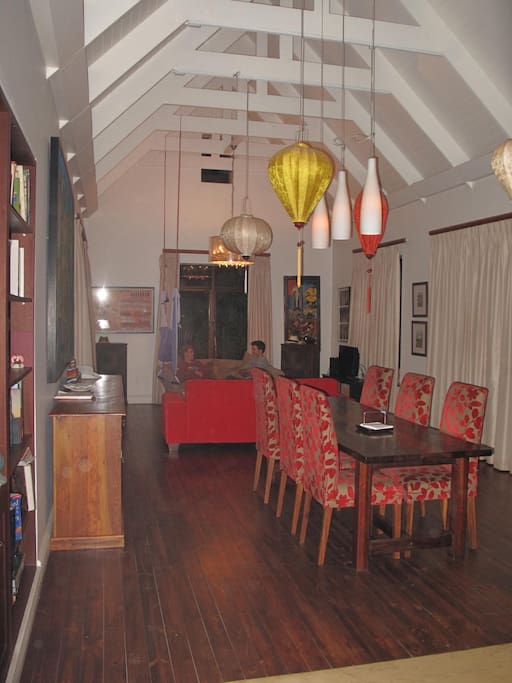 The Dining Room and Lounge 1