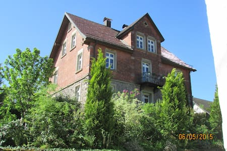 Holiday apartment in the vineyards - Durbach - Daire
