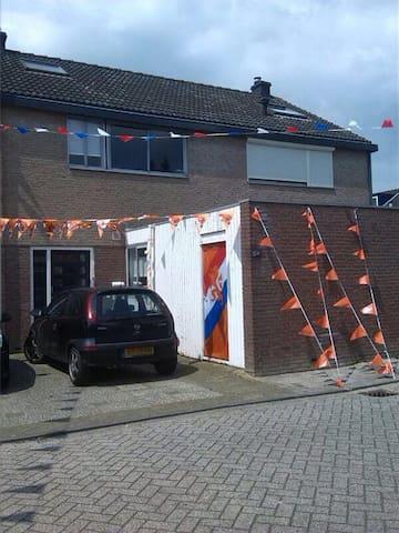 4 slaapplaatsen voor de vierdaagse - Nijmegen - House