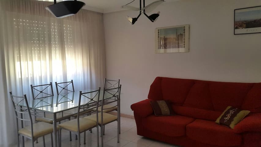Alquiler piso Murcia Verano