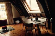 Monumental Studio Space