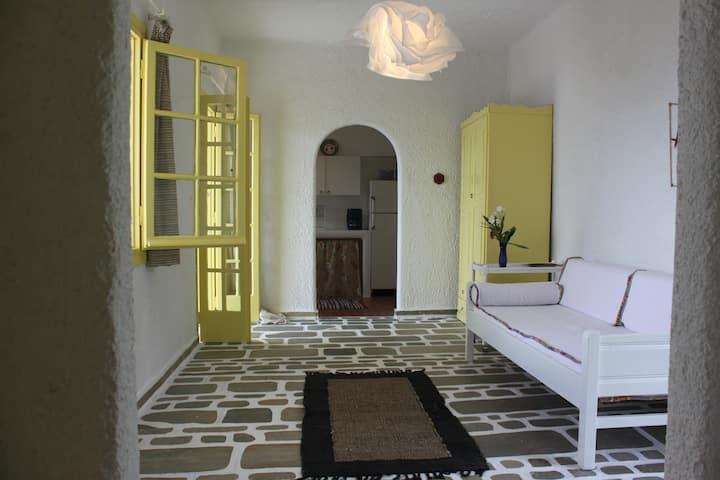 Villa Giallo house with stunning sea view