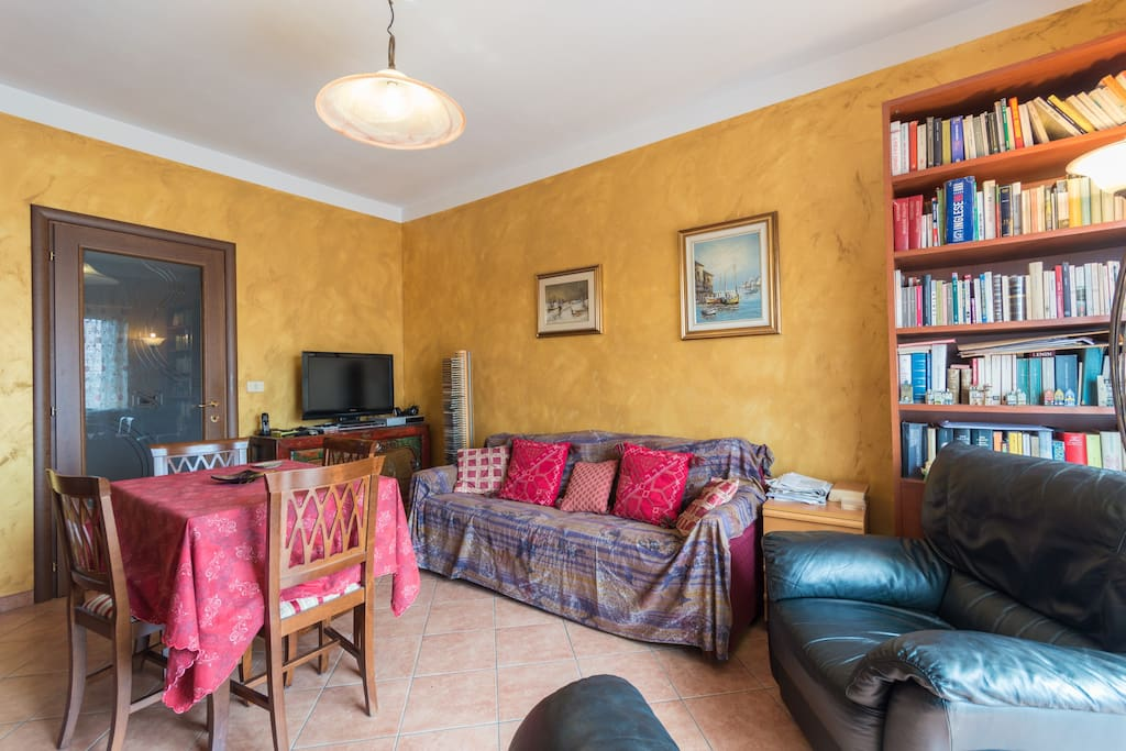La casa di carla wifi gratis appartamenti in affitto a for Affitto torino privati arredato