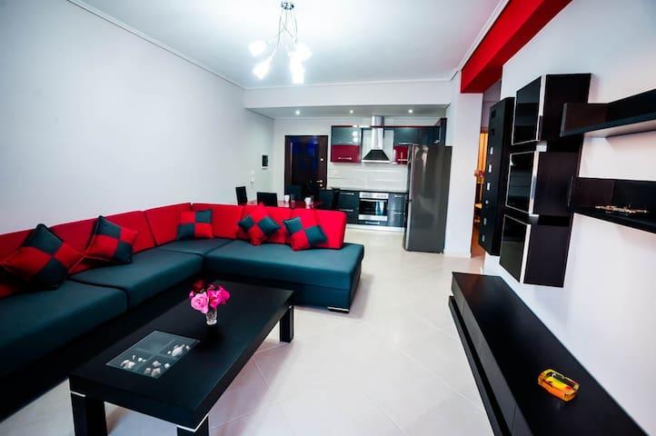 2 Bedroom apartment with Sea View - Sarandë - อพาร์ทเมนท์