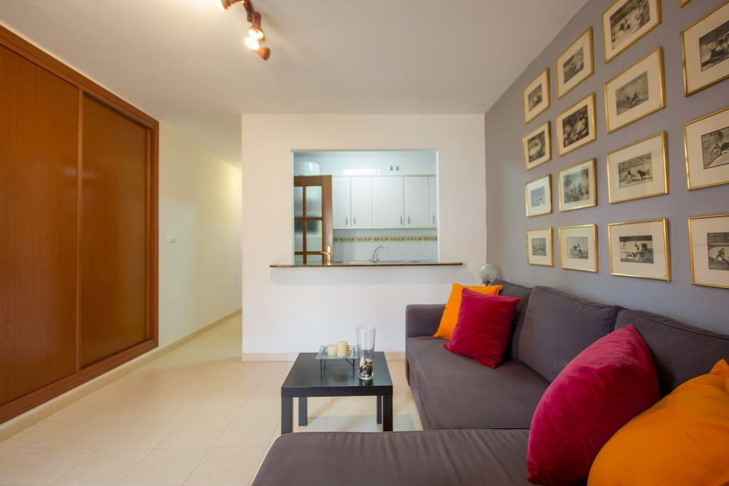 Estudio en pleno centro apartamentos en alquiler en - Estudio en torremolinos ...
