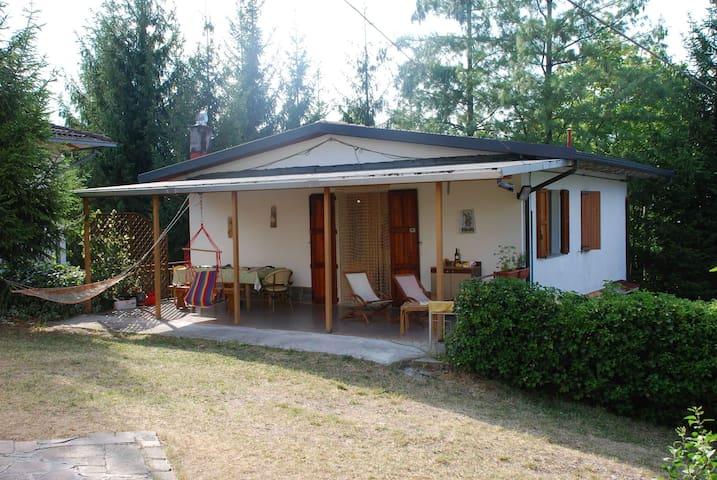 Casa in appennino tra Reno e Panaro - Guiglia - Rumah